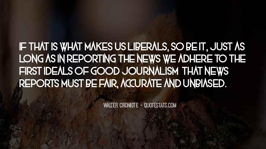 Quotes About News Reporting #26934