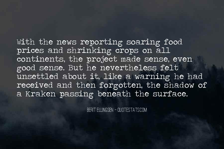 Quotes About News Reporting #448854
