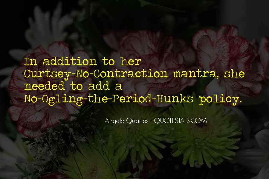 Quotes About Addition #208689