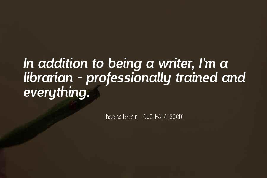 Quotes About Addition #315446