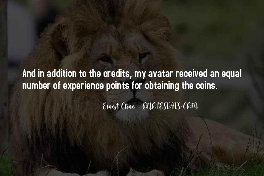 Quotes About Addition #97744