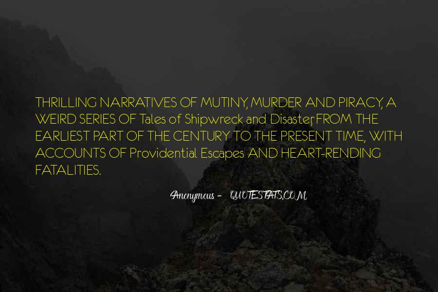 Quotes About Mutiny #1384075