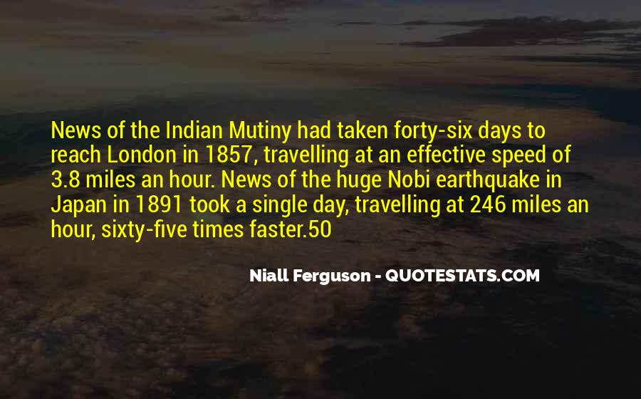 Quotes About Mutiny #282061