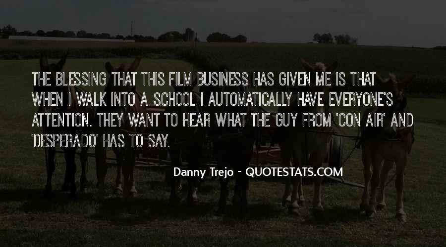 Quotes About Desperado #1818165