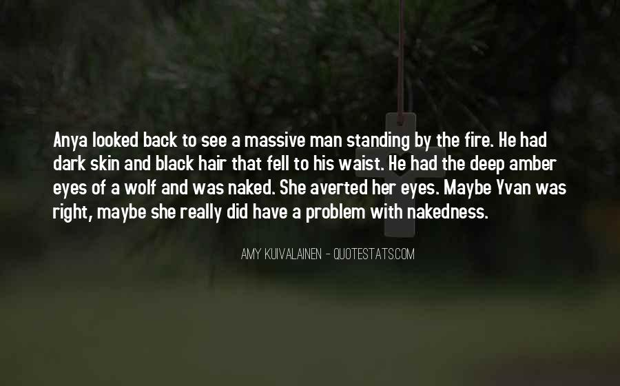 Quotes About Black Wolf #1642636