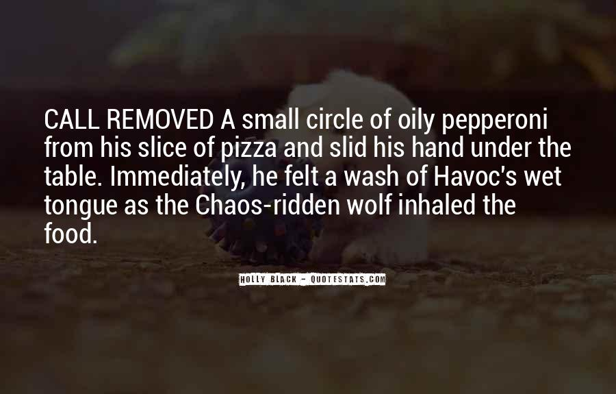 Quotes About Black Wolf #1662658