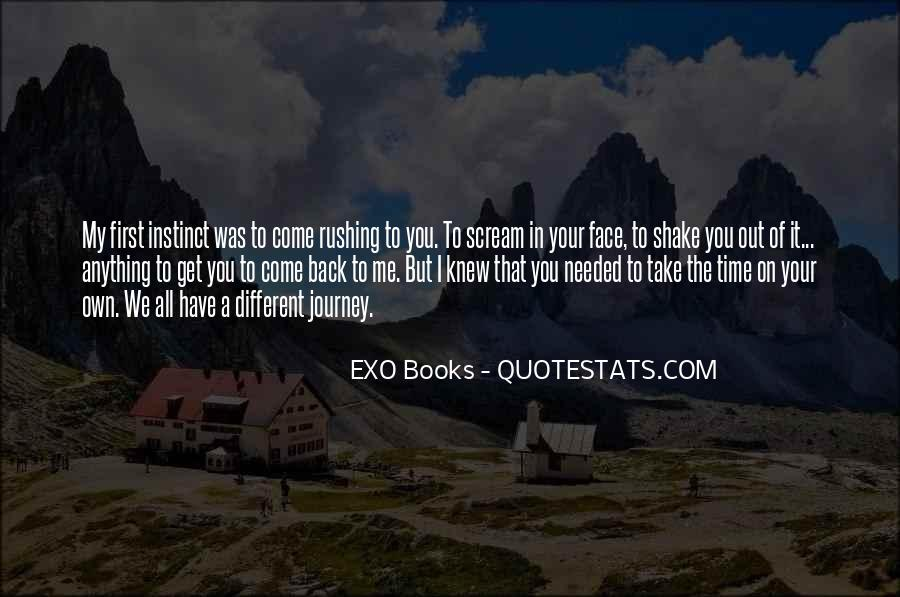 Quotes About Rushing Into Love #1092891