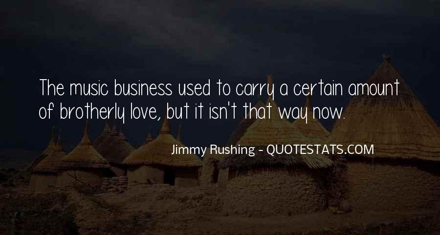 Quotes About Rushing Into Love #163333