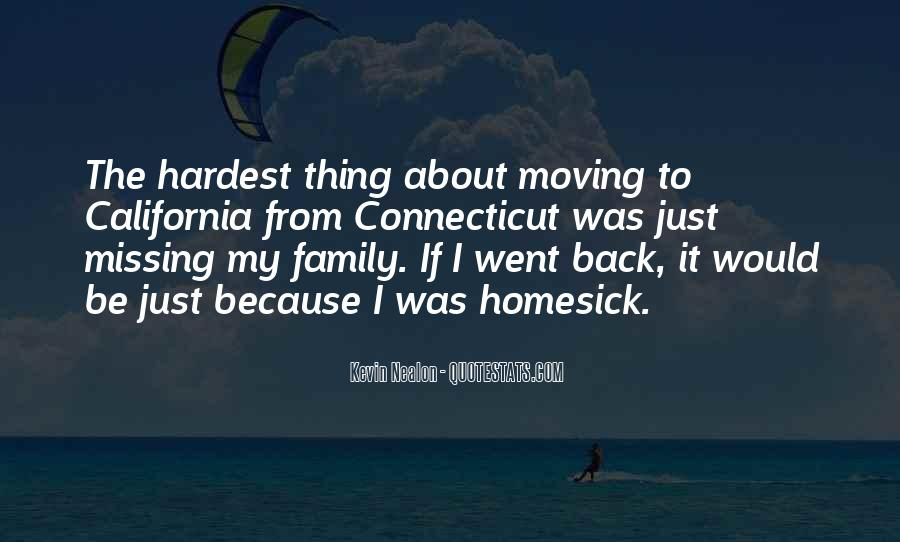 Quotes About Missing The Past But Moving On #1603404