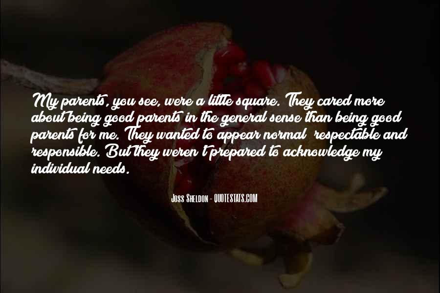 Quotes About Special Needs Parents #1780819