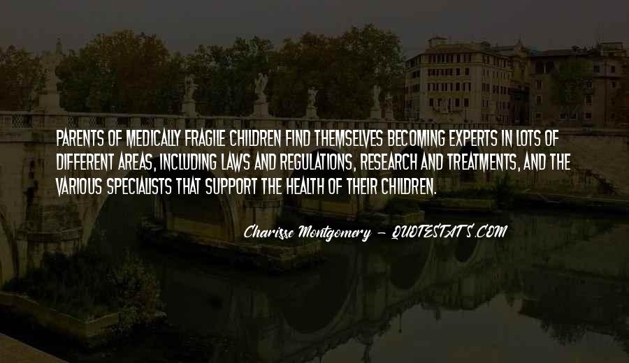 Quotes About Special Needs Parents #492419
