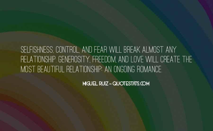 Quotes About Self Control And Love #921740