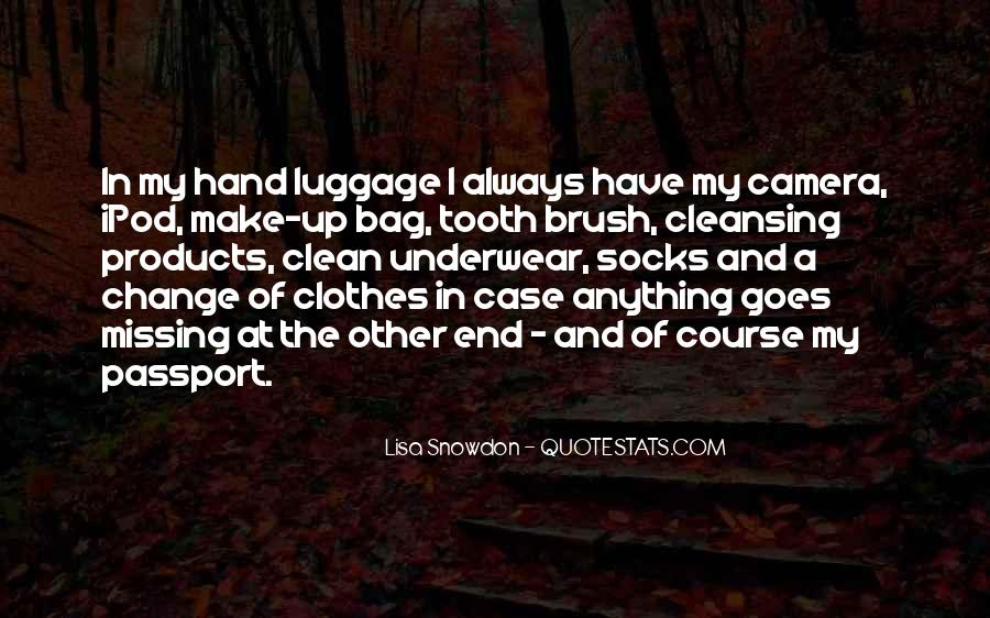 Quotes About Cleansing #504471