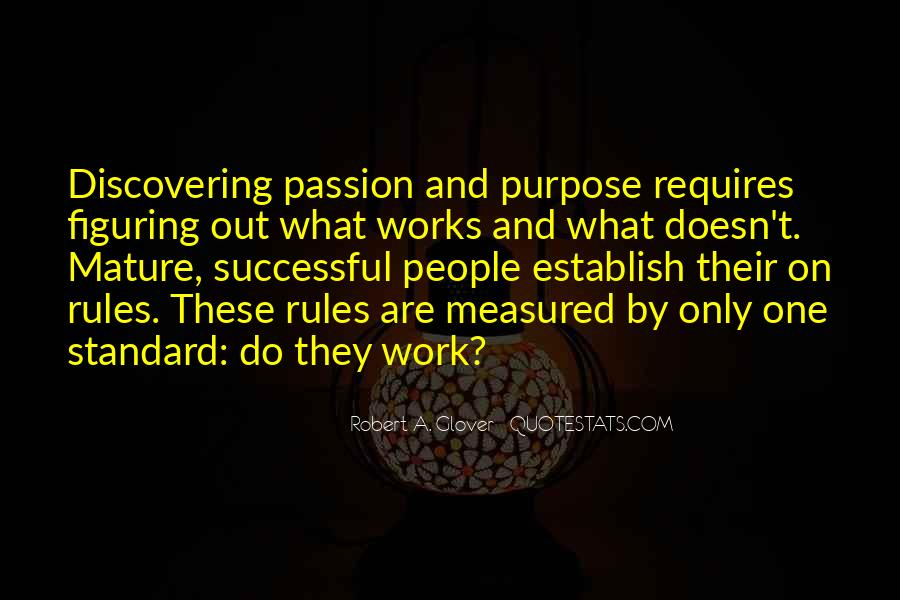 Quotes About Passion Work Success' #286558