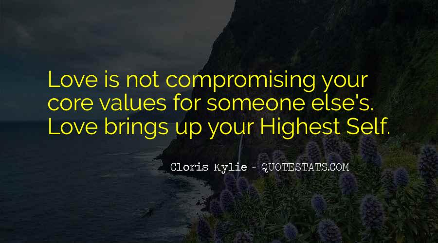 Quotes About Compromising In Love #943742