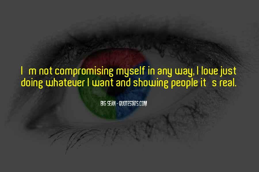 Quotes About Compromising In Love #977886