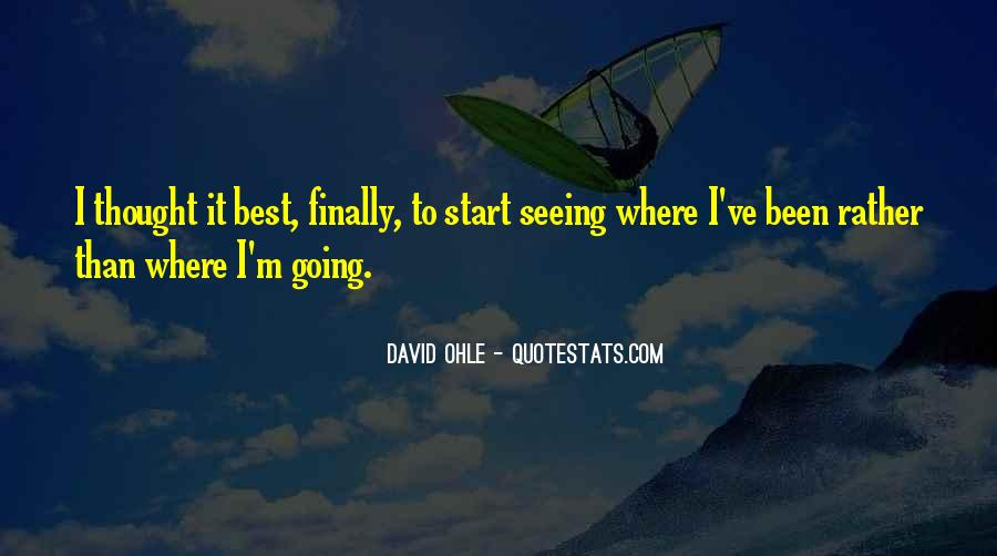 Quotes About Finally Seeing Someone #202179