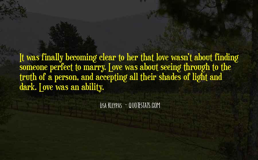 Quotes About Finally Seeing Someone #807459