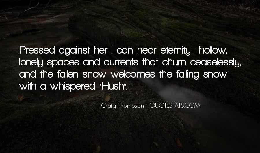 Quotes About Hollow #132108