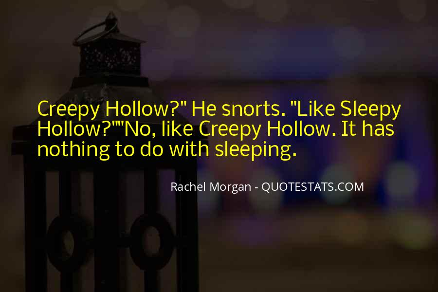 Quotes About Hollow #155505
