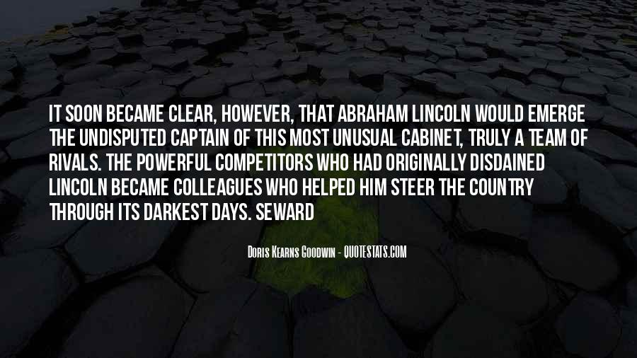 Quotes About Undisputed #870756