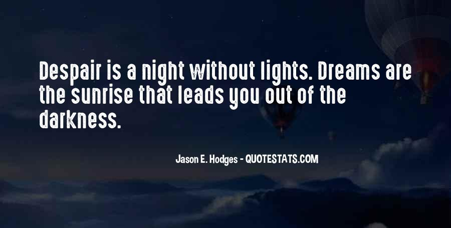 Quotes About Dreams You Have At Night #109980