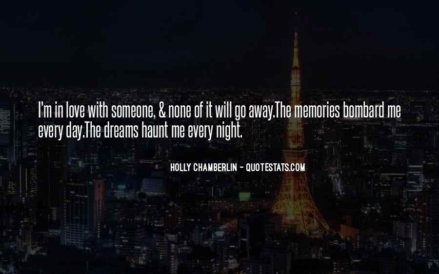 Quotes About Dreams You Have At Night #128398