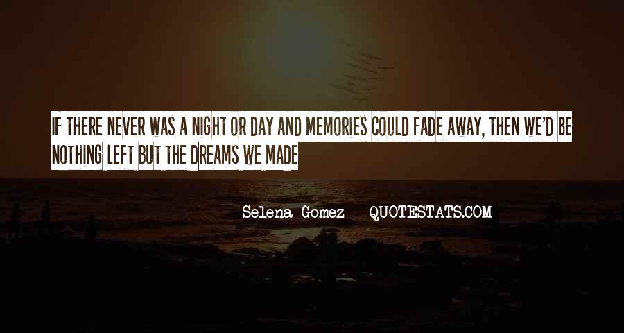 Quotes About Dreams You Have At Night #74722