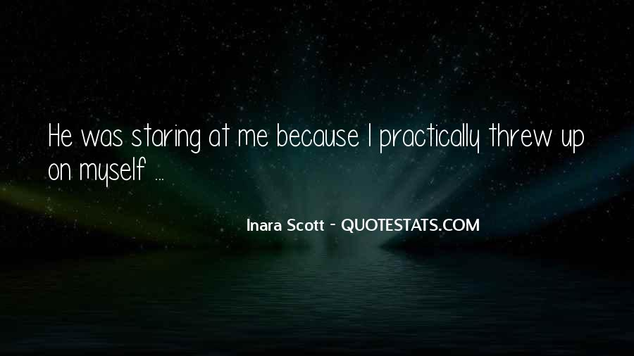 Quotes About Staring Each Other #5635