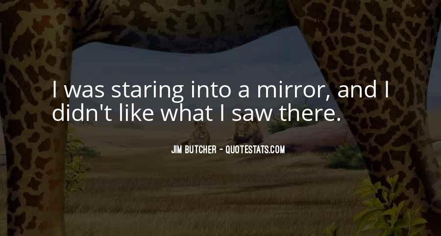 Quotes About Staring Each Other #61641