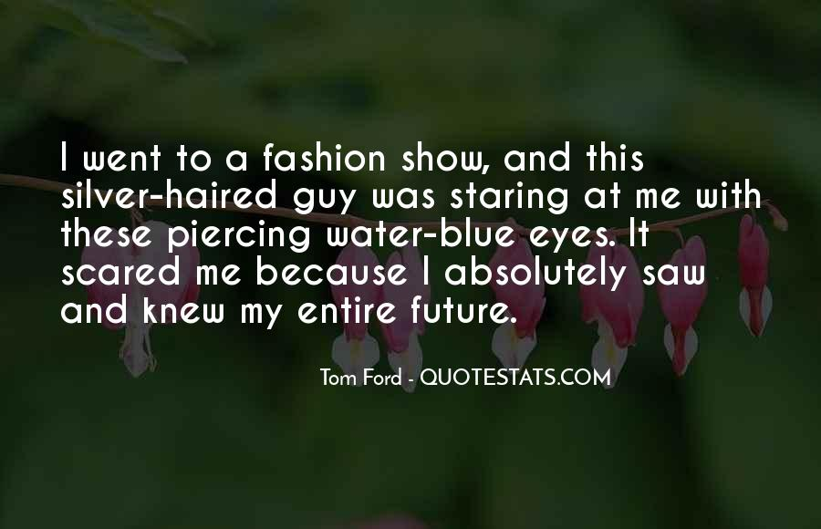 Quotes About Staring Each Other #9095