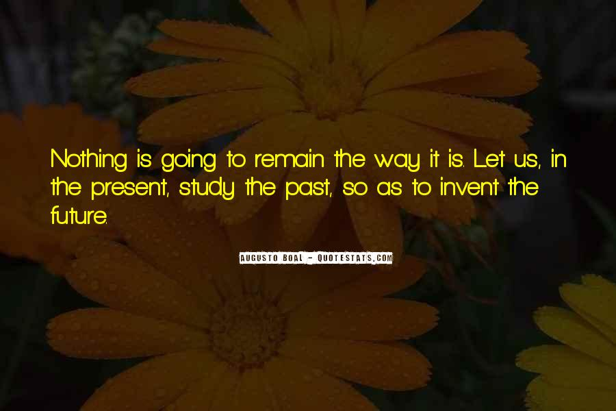 Quotes About The Way #789