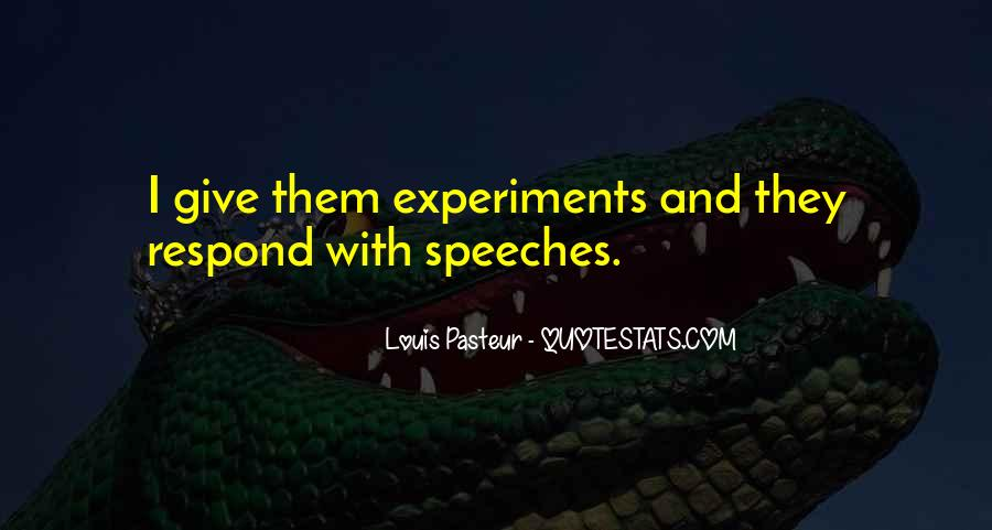 Quotes About Speech Giving #1047182