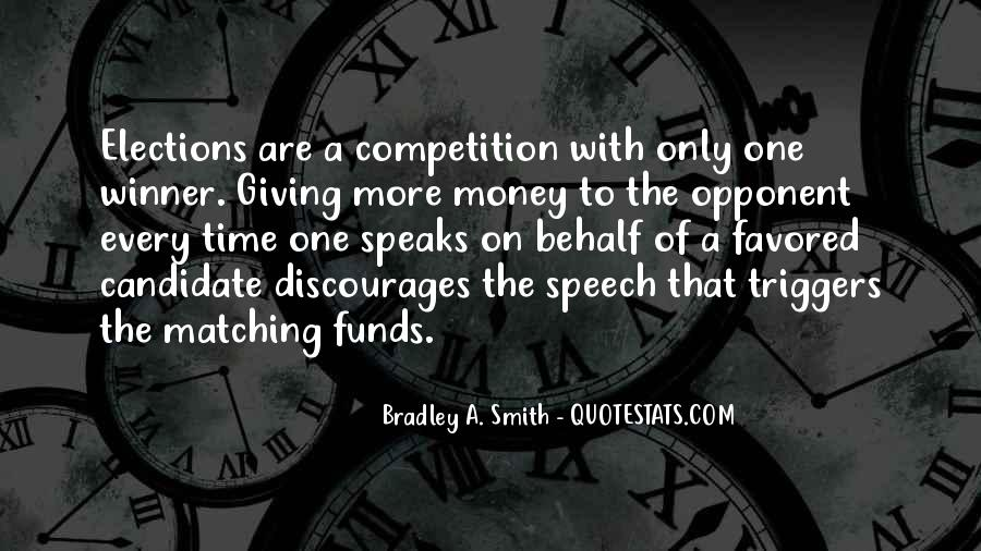 Quotes About Speech Giving #1303263