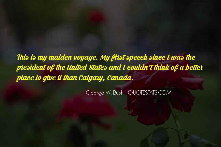 Quotes About Speech Giving #1553400