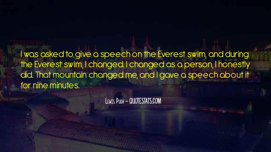 Quotes About Speech Giving #1829312