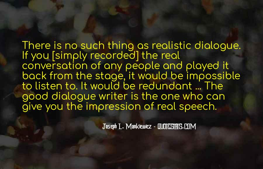 Quotes About Speech Giving #613998