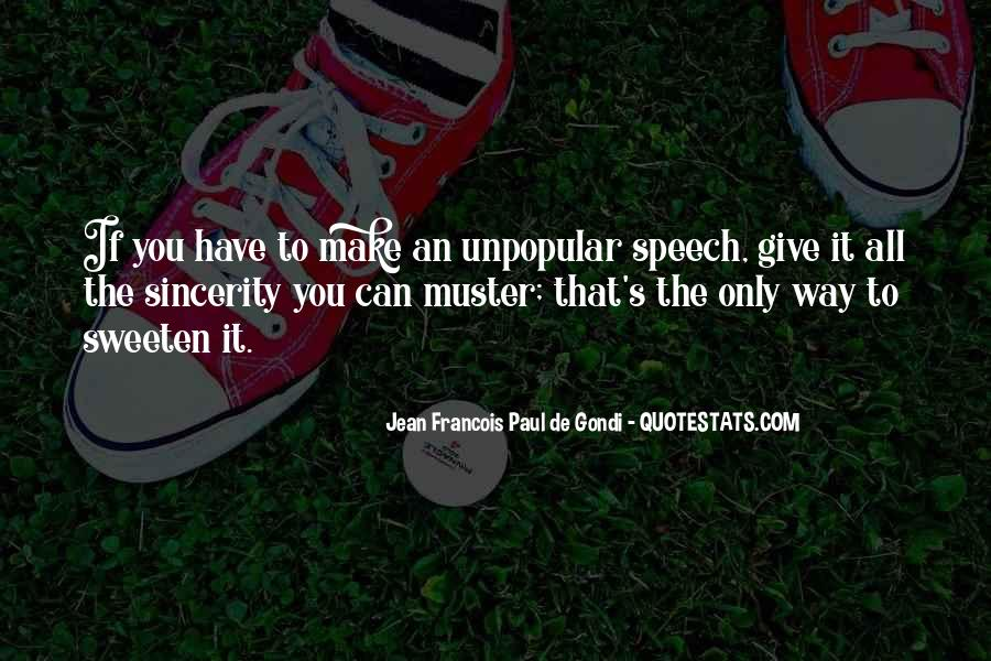 Quotes About Speech Giving #691627