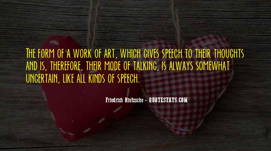 Quotes About Speech Giving #857434