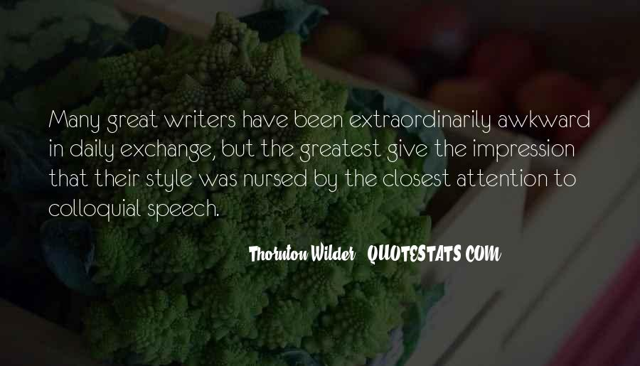 Quotes About Speech Giving #871663