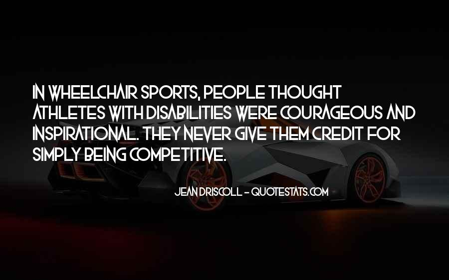 Quotes About Giving It Your All In Sports #469540