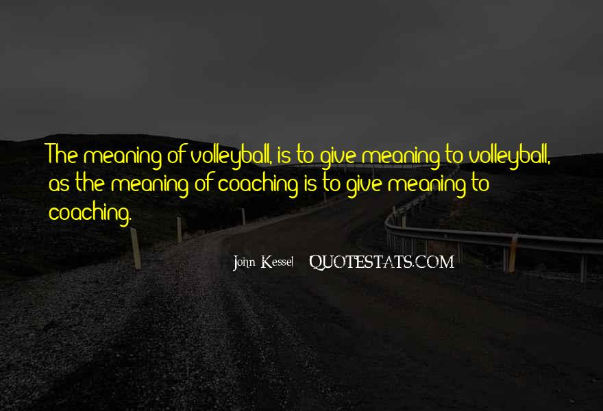 Quotes About Giving It Your All In Sports #946263