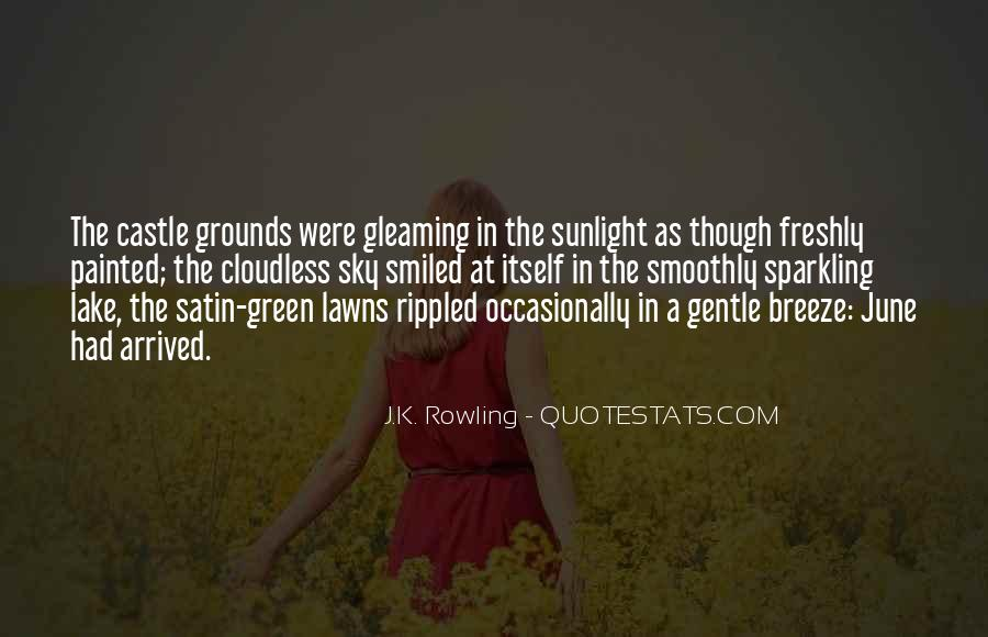 Quotes About Lawns #1402766