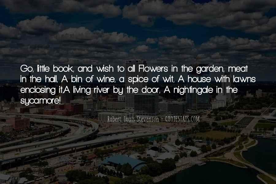 Quotes About Lawns #1836036