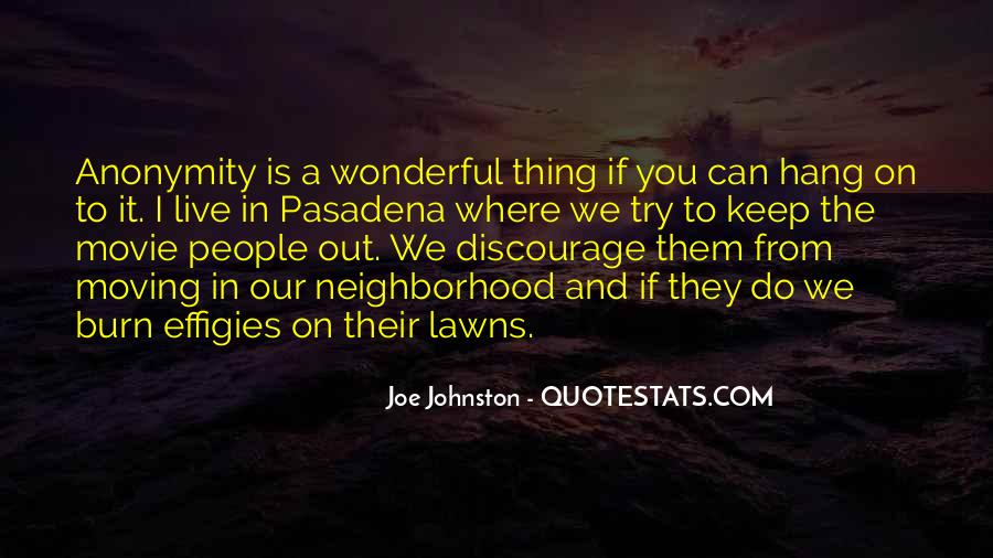 Quotes About Lawns #539883