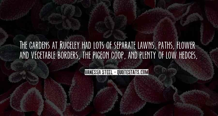 Quotes About Lawns #6986