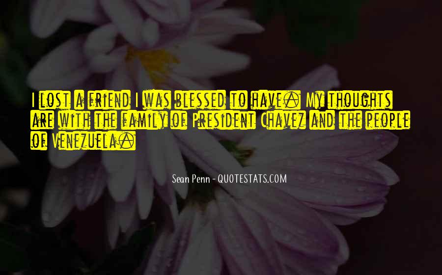 Quotes About Blessed Family #1326488