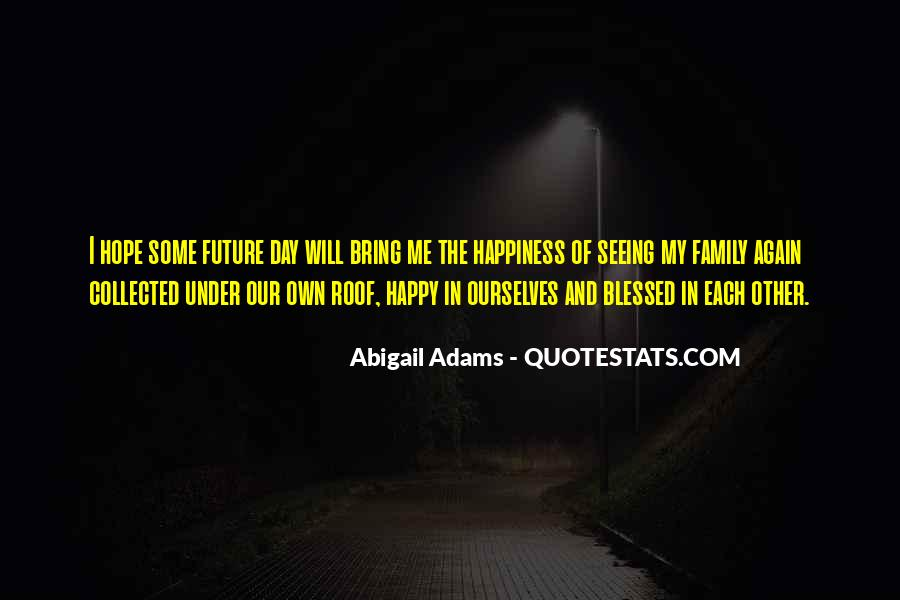 Quotes About Blessed Family #692214