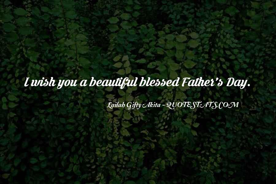Quotes About Blessed Family #840407