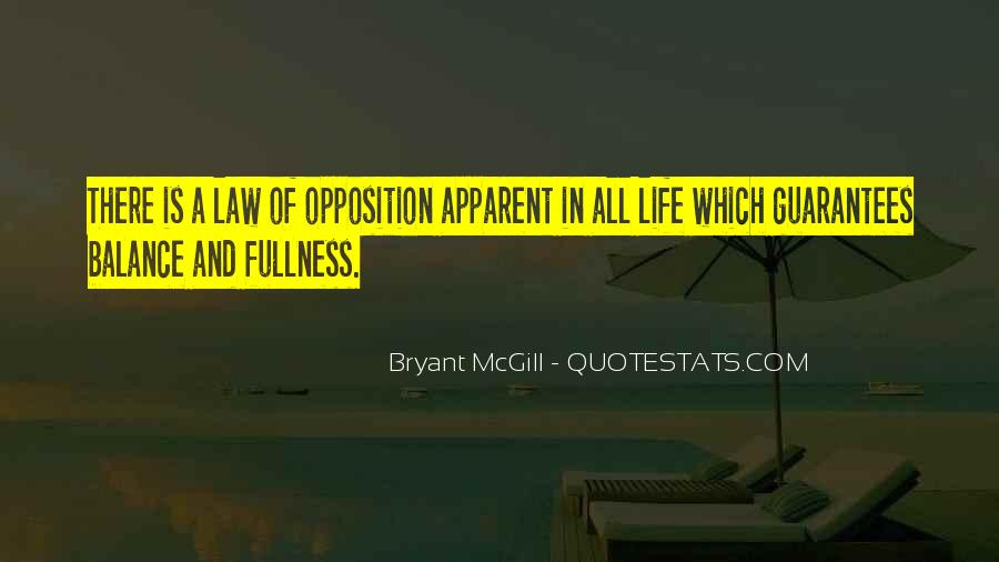 Quotes About Balance And Life #151829
